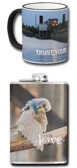 Nature Photo Mugs & Flasks