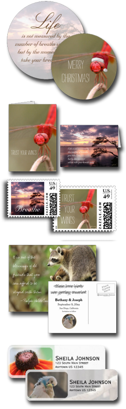 Nature Themed Stationery Products